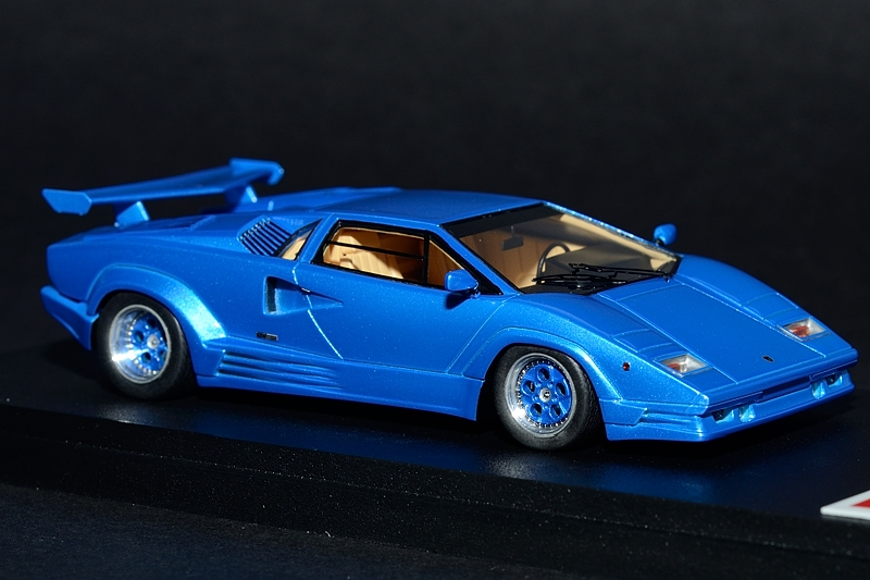 Make Up Eidolon Em219e 1 43 Lamborghini Countach 1988