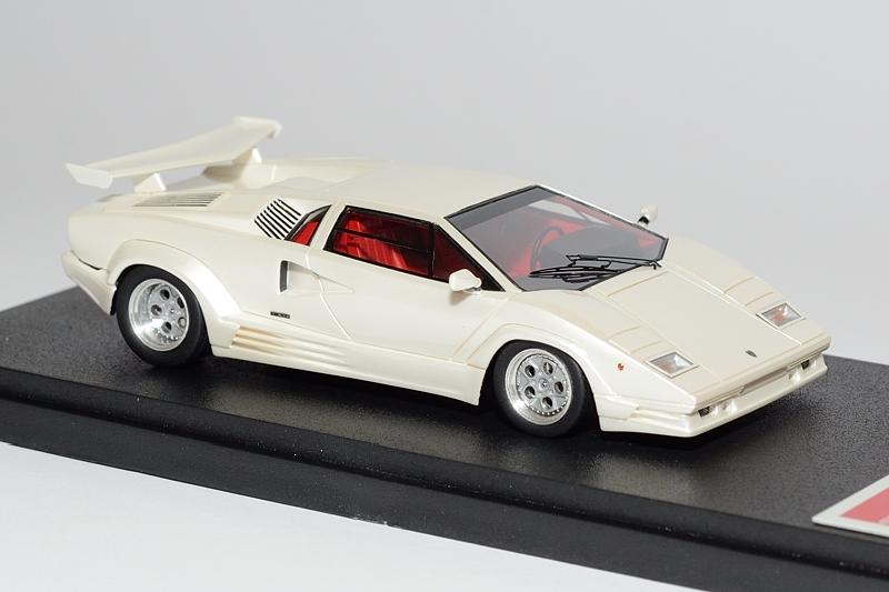 Make Up Eidolon Em219b 1 43 Lamborghini Countach 25th 1988 Hyc Models