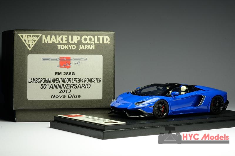 Eidolon Em286g 1 43 Lamborghini Lp720 4 Roadster 50th