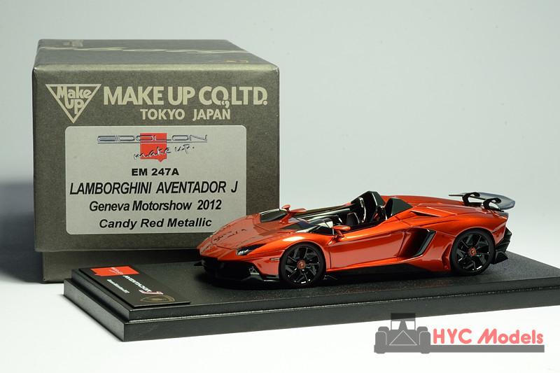 Eidolon Em247a Lamborghini Aventador J Hyc Models