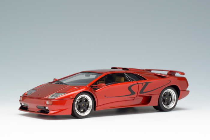 Eidolon Em252b2 Lamborghini Diablo Sv With Rear Wing