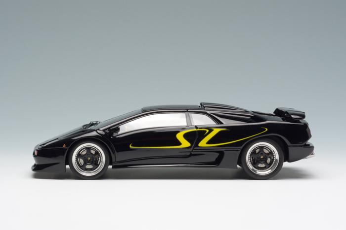 Eidolon Em252b4 Lamborghini Diablo Sv With Rear Wing