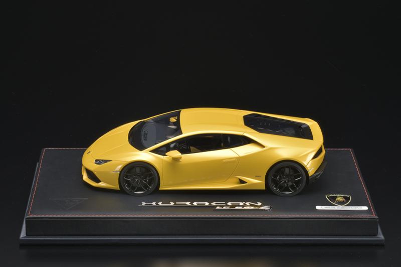Eidolon Eml001b Lamborghini Huracan Lp610 4 Pearl Yellow