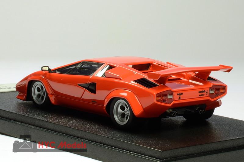 Make Up Eidolon Em140a Lamborghini Countach Lp500s Red