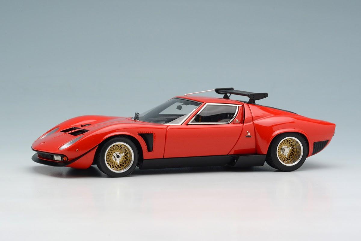 Make Up Eidolon Em171 Lamborghini Jota Svr 3781 Italian Red
