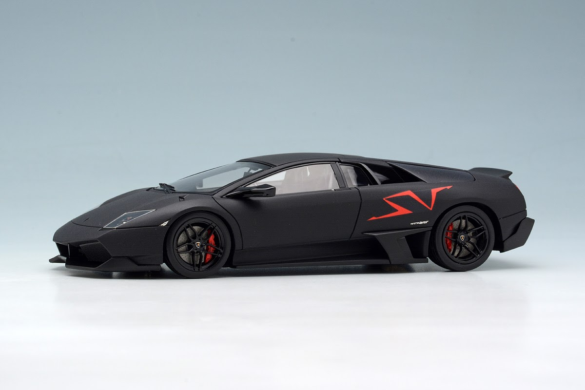 make up eidolon em336j lamborghini murcielago lp670-4 sv matt black