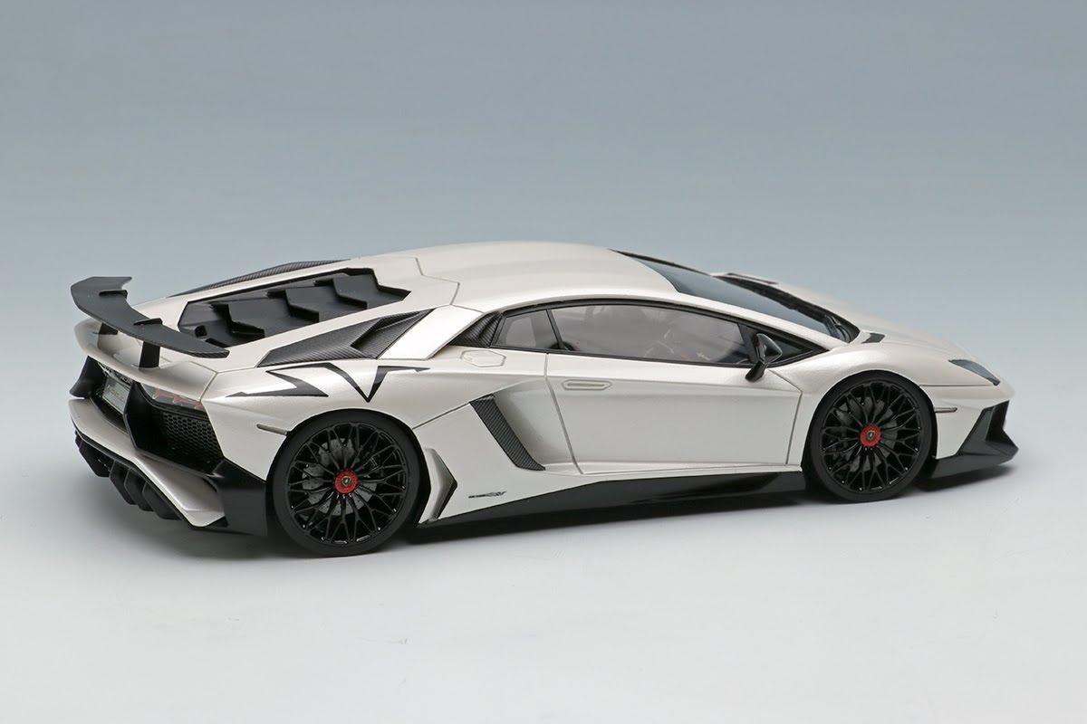 Make Up Eidolon Em358b Lamborghini Aventador Lp750 4 Sv