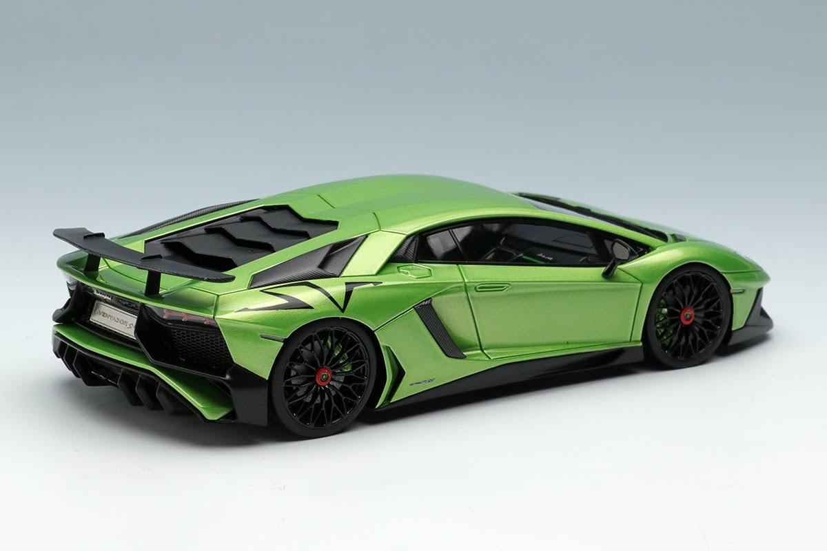 Make Up Eidolon Em358c Lamborghini Aventador Lp750 4 Sv