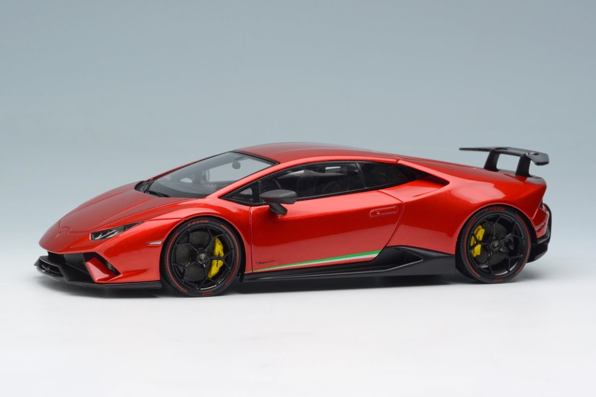 Make Up Eidolon Em384c Lamborghini Huracan Performante Candy Red