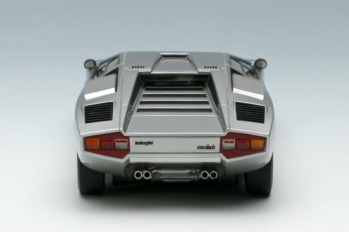 Make Up Eidolon Em387i Lamborghini Countach Lp400 Silver
