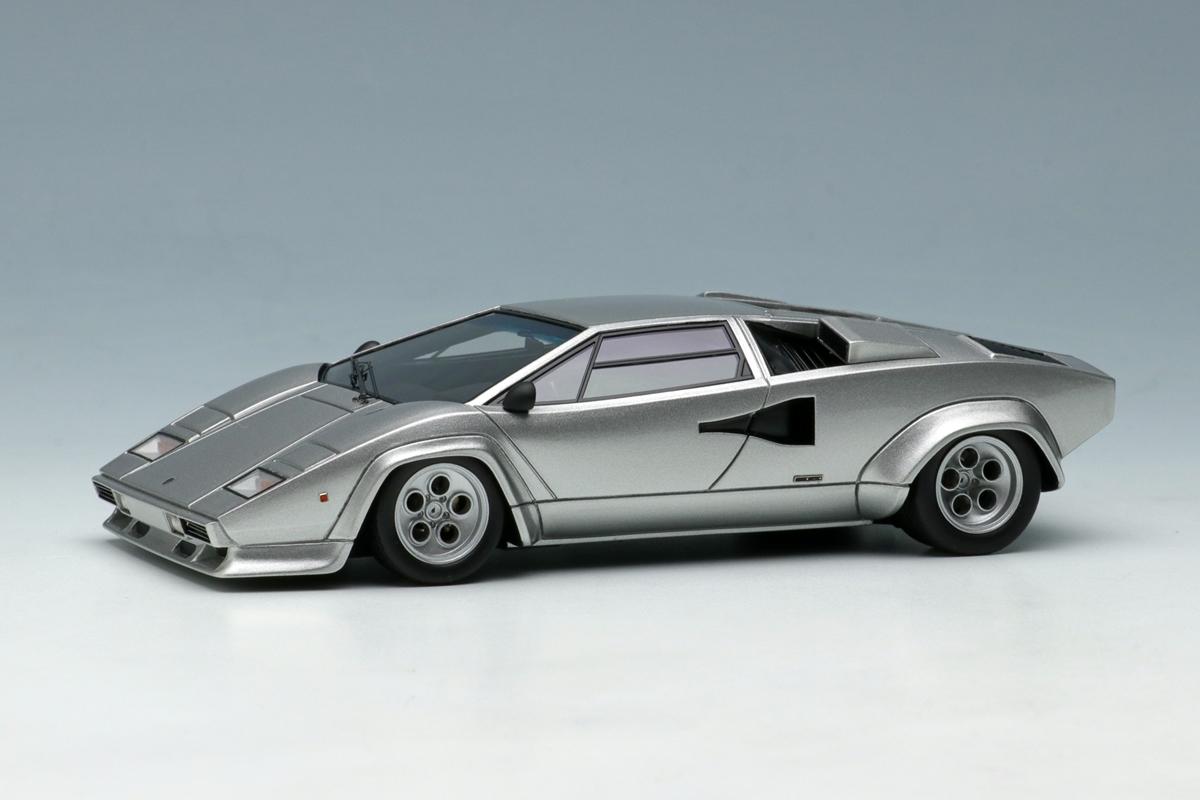Make Up Eidolon Em407e Lamborghini Countach Lp400s Silver